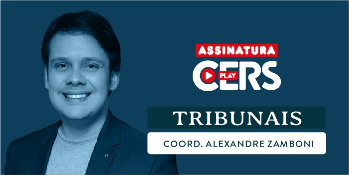CERS play para tribunais