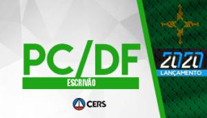 CURSO Concurso PC DF Escrivão