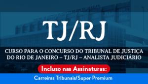curso concurso TJ RJ