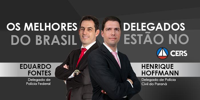 melhores delegados do brasil